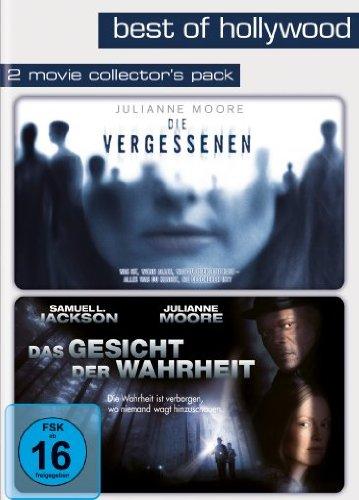 Die Vergessenen / Das Gesicht der Wahrheit - Best of Hollywood (Collector's Pack) [2 DVDs]