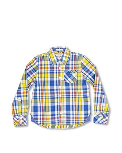 Pepe Jeans London Blusa Steven [Multicolore]