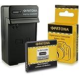 Chargeur + Batterie EB-F1A2GBU EBF1A2GBU pour Samsung Galaxy Camera EK-GC100 - Samsung Smartphone GT-i9100 Galaxy S2 / SII   GT-i9103 Galaxy R   Galaxy GT-i9050   GT-i9108   GT-i9188   GT-i9100g et bien plus encore... [ Li-ion; 1750mah; 3.7V ]