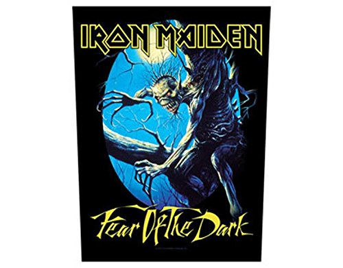 Iron Maiden - Fear of the Dark - Grande Toppa/Patch