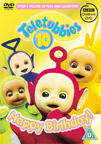 KidVidUK: Teletubbies: Teletubbies - Happy Birthday [DVD]