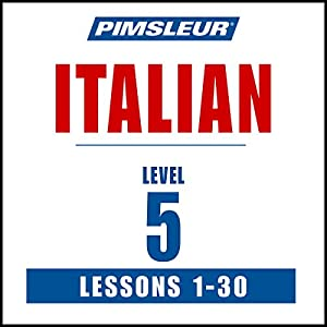 Italian Level 5 Speech