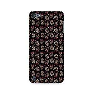 Ebby Laughing Skulls Premium Printed Case For Apple iPod Touch 6