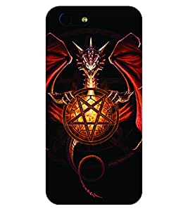 Voodoo Printed Back Cover For Apple Iphone 4S