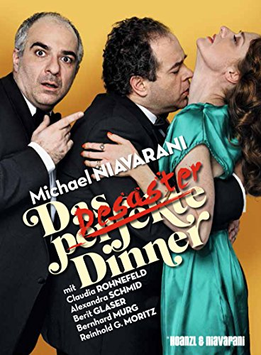Das perfekte Desaster Dinner [2 DVDs]