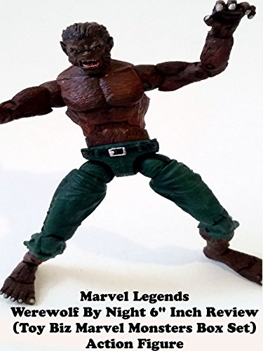 Review: Marvel Legends Werewolf By Night 6