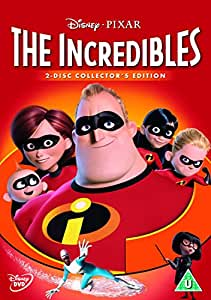 The Incredibles [2 DVDs] [UK Import]