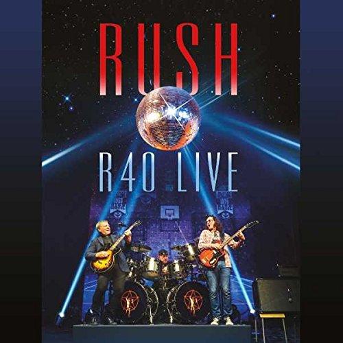 CD : Rush - R40 Live (3 Disc)