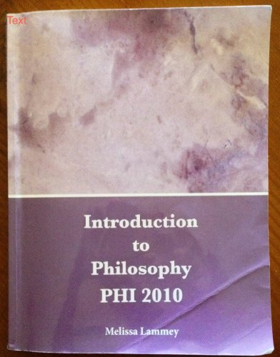 introduction to philosophy books pdf
