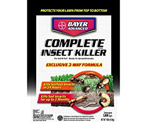Bayer Advanced 700289A Complete Insect Killer for Soil and Turf Granules by Bayer Advanced
