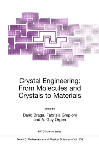 Crystal Engineering: From Molecules and Crystals to Materials (Nato Science Series C: (closed))