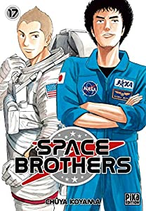 """Afficher """"Space brothers n° 17<br /> Space brothers t17"""""""