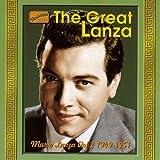 The Great Lanza: Original Recordings 1949 - 51 Mario Lanza