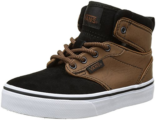 vans-atwood-hi-zapatillas-altas-para-ninos-multicolor-buck-leather-37-eu