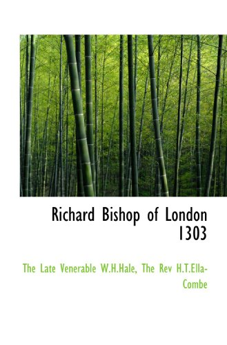 Richard Bishop of London 1303