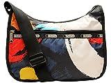 (レスポートサック) LeSportsac バッグ 斜めがけショルダーバッグ Classic Hobo クラシックホーボー レディース ナイロン 7520 ブランド (EXPRESSIONIST) [並行輸入品]
