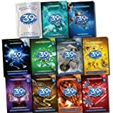 The 39 Clues 1 to 10 Books Set Collection plus A Game Card Pack (The Maze of Bones, One False Note, The Sword Thief, Beyond The Grave, The Black Circle, In Too Deep, The Viper's Nest, The Emperor's code, Strom Warning, Into the Gauntlet) (The 39 Clues, 1-10)