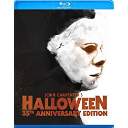 Halloween (35th Anniversary Edition) [Blu-ray]