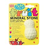 Pet Brands Mineral Stone Pineapple/Banana Treat For Small Pets, Small (Pack Of 2)