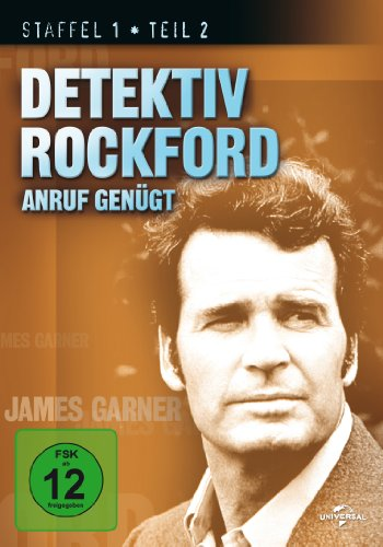 Detektiv Rockford - Staffel 1.2 [3 DVDs]