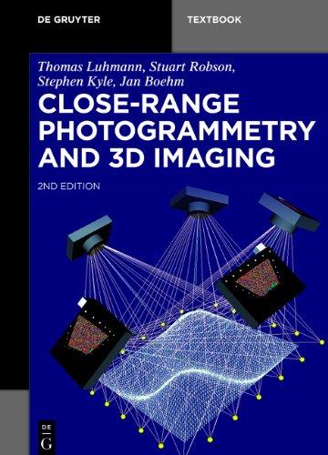 Close-Range Photogrammetry and 3D Imaging : 3D Imaging Techniques