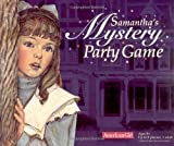 Samanthas Mystery Party Game (American Girl Collection)