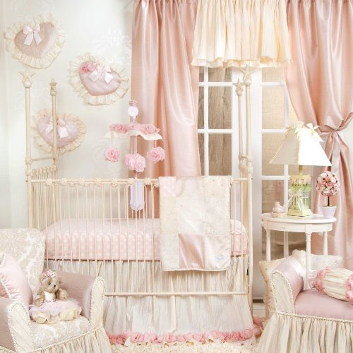 Glenna Jean Victoria 3 Piece Bedding Set