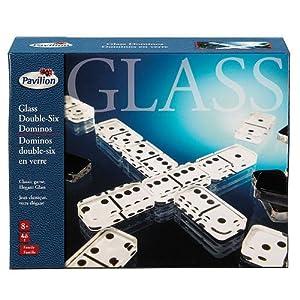 Pavilion Glass Dominoes