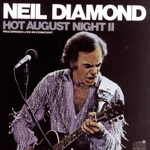 Hot August Night artwork