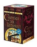 Book - Chroniken der Unterwelt: Ciry of Bones. City of Ashes. City of Glass