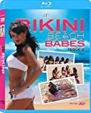 3D Bikini Beach Babes Issue #2 [Blu-ray 3D]