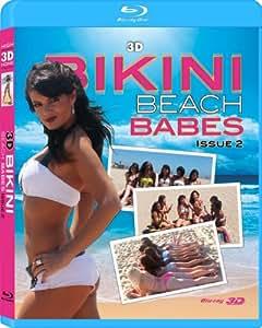 3D Bikini Beach Babes Issue #2 [Blu-ray 3D]