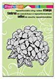 Stampendous Cling Rubber Stamp - Hydrangea Bunch