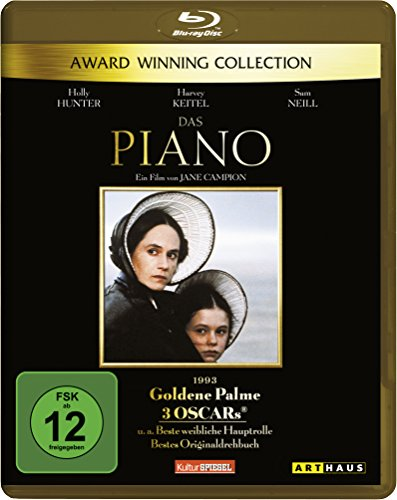 Das Piano - Award Winning Collection [Blu-ray]