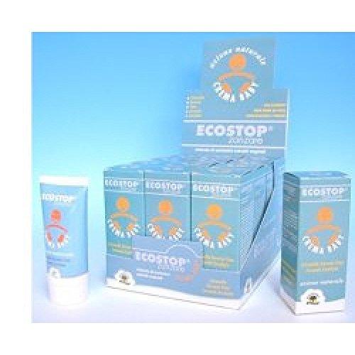 Crema Repellente Antizanzara Per Il Corpo Per Bambini Naturale Ecostop Zanzare Crema Baby 75 Ml