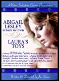 Cover art for  Abigail Lesley Is Back in Town / Laura's Toys