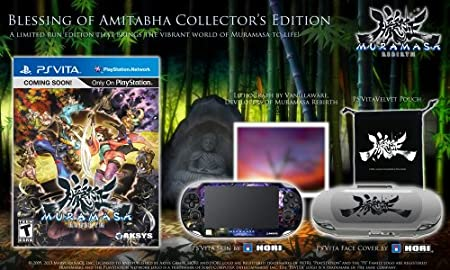 Muramasa Rebirth Blessing of Amitabha Edition with Pre-order Bonus