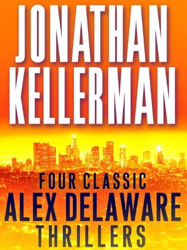 Four Classic Alex Delaware Thrillers 4-Book Bundle: Silent Partner, Devil's Waltz, Bad Love, Self-Defense (Devils Waltz Jonathan Kellerman compare prices)