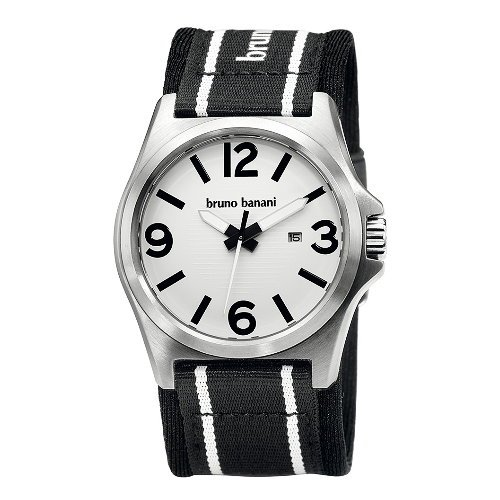 Bruno Banani Herren-Armbanduhr XL Teris Analog