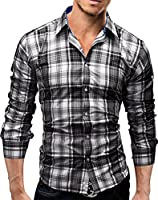 Merish Dress Shirt Slim Fit 3 colors sizes S-XXL Men`s Modell 39