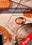 John Escott Oxford Bookworms Library: Stage 4: Treasure Island Audio CD Pack: 1400 Headwords (Oxford Bookworms ELT)