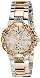 GUESS Analog Silver Dial Womens Watch - W15072L2