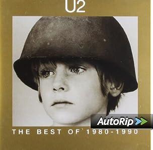 Amazon.com: U2: The Best Of 1980-1990: Music