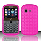 For Samsung S390g (StraightTalk/Net 10/Tracfone) TPU Cover Case - Hot Pink TPU