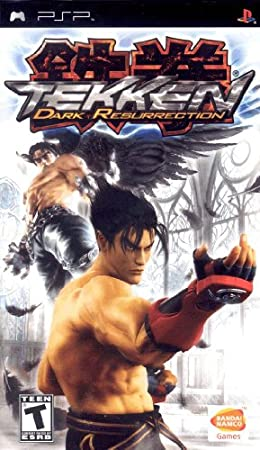 Tekken - Dark Resurrection - Sony PSP