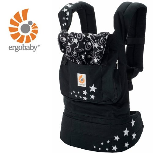 ERGObaby ERGO Baby Carrier standard night sky Night Sky [parallel import] popular stars embroidered NEW color!