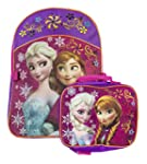 Frozen Backpack with Matching Lunchbo...