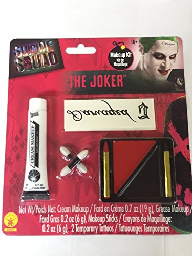 Joker makeup kit