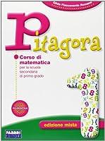 Pitagora. Con prove INVALSI. Con espansione online. Per la Scuola media: 1