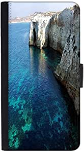 Snoogg Beautiful Nature Designer Protective Phone Flip Back Case Cover For Lenovo Vibe K4 Note